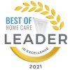 Advanced Nursing + Home Support - 2021's Best of Home Care Leader In Excellence