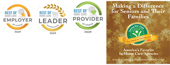 Advanced Nursing & Home Support - 2020's Best of Home Care Employer of Choice