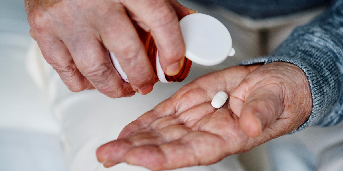 Getting Elderly To Take Medications